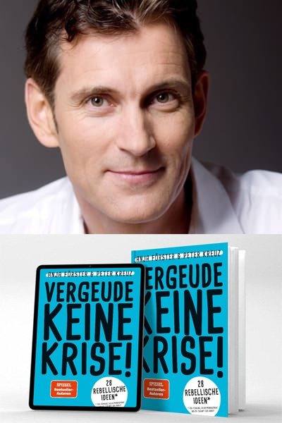 Dr. Peter Kreuz, Bestsellerautor und Managementvordenker