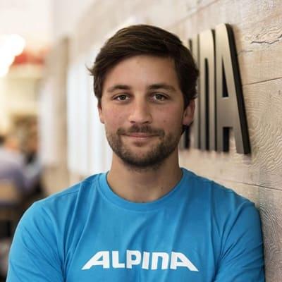 Moritz Maier, ALPINA Sports