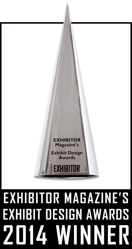 EXHIBITOR Magazine's 28th Annual EXHIBIT DESIGN AWARD