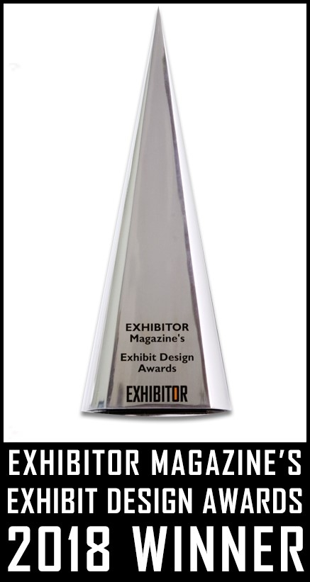EXHIBITOR Magazine's 32nd Annual EXHIBIT DESIGN AWARD