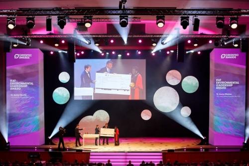 atelier damböck Sponsor von GreenTec Awards