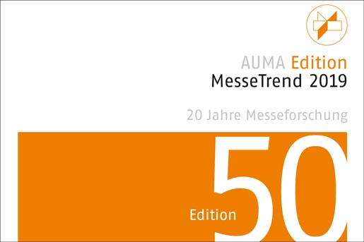 Messeanteil an Marketing-Etats gestiegen