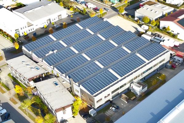 10 Jahre grüner Strom