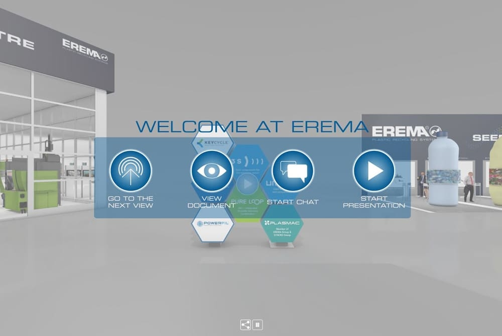 EREMA Event Plattform