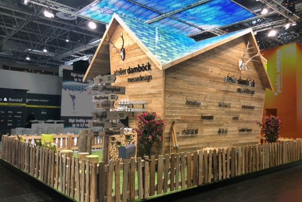 atelier damböck mit außergewöhnlichem Konzept auf der EuroShop