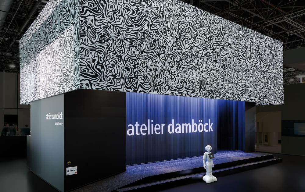 atelier damböck - EuroShop, Düsseldorf