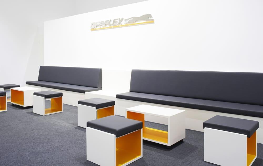 EFAFLEX - Innenausbau