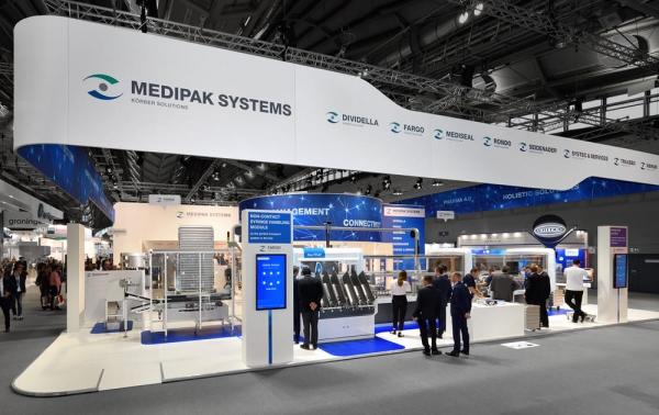 Medipak Systems - Achema, Frankfurt