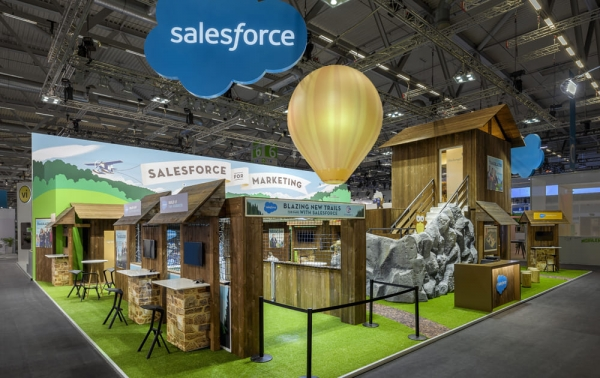 Salesforce - dmexco, Köln