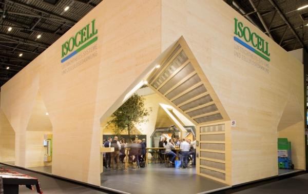 ISOCELL - Bau, München | Dach+Holz, Stuttgart
